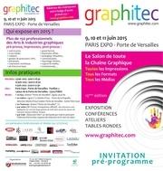 invitation graphitec 2015 a