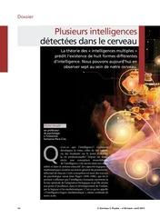 Fichier PDF plusieurs intelligences detectees dans le cerveau