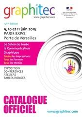 catalogue graphitec 2015