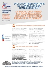 15 06 03 tr fgaac cfdt consigne syndical transbordement