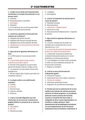 exam chir 2