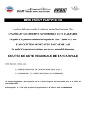 reglement tancarville 2015 v2