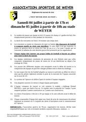 Fichier PDF tournoi sixte reglement inscription