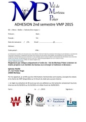 adhesion 2semestre2015