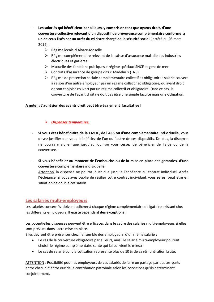 Information Mutuelle Entreprise Par Denais Adrian Fichier Pdf
