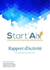 rapport d activite 1