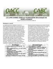oacc bulletin5 lupin f