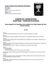 charte fa adoptants lcad