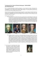 encyclopedie compte rendu de confe rence