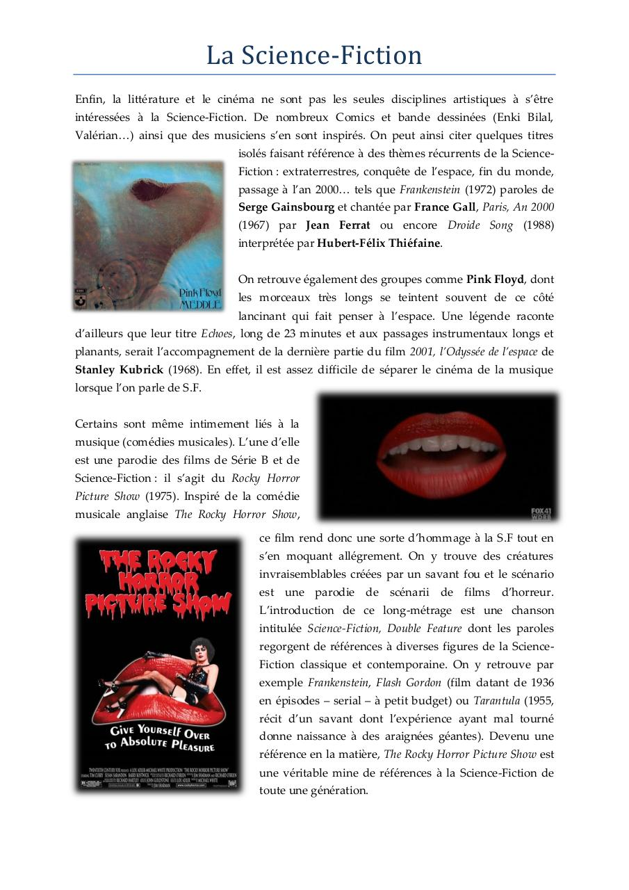 La Science Fiction - Culture G.pdf - page 4/5