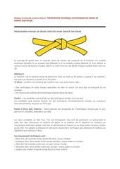 Fichier PDF passage de ceinture de karate