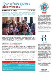 cdp journee de la philanthropie