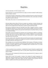 Fichier PDF reptiles
