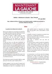 bulletin mlg 3