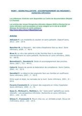 Fichier PDF mort soins palliatifs recherche infirmiere