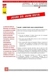 20150616 appel a la greve 25062015