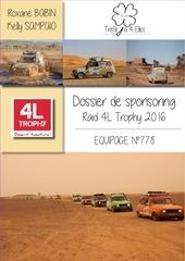 dossier sponsoring 4ltrophy2016