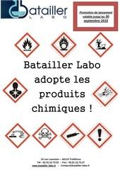 enseignement reactifs chimiques