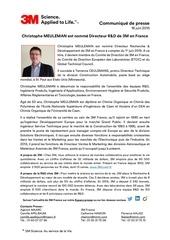Fichier PDF cp christophe meuleman directeur rd de 3m en france juin2015