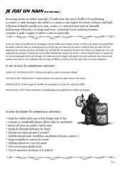Fichier PDF fiche origine nain