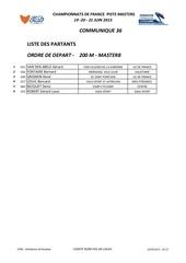 chpts france piste masters 2015 masters 8 vitesse