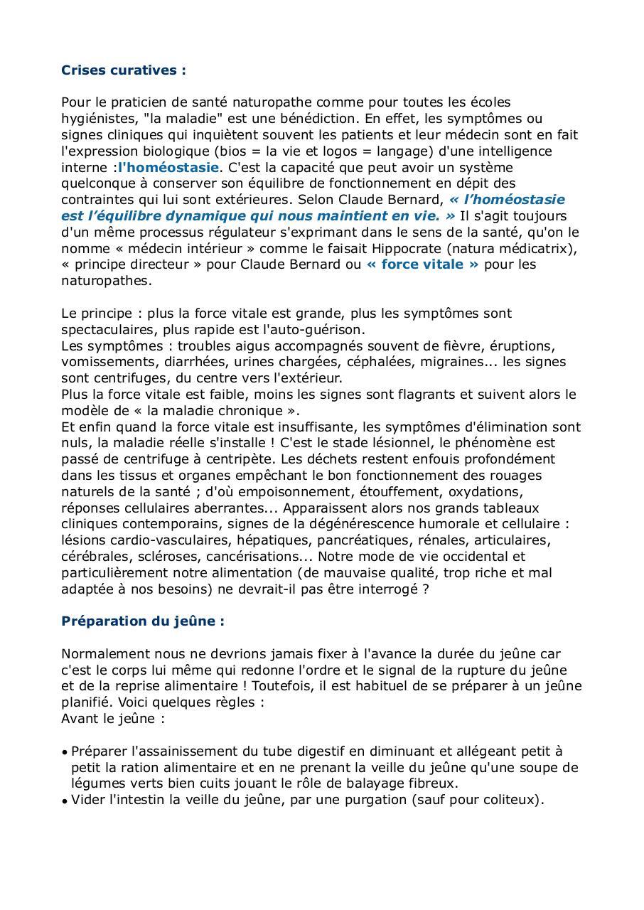 Bienfaits du jeûne par Pierre Lefebvre - Bienfaits+du+jeûne ...