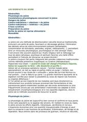 Fichier PDF bienfaits du jeune