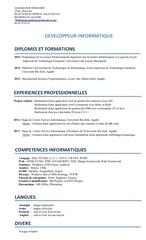 Fichier PDF cv2