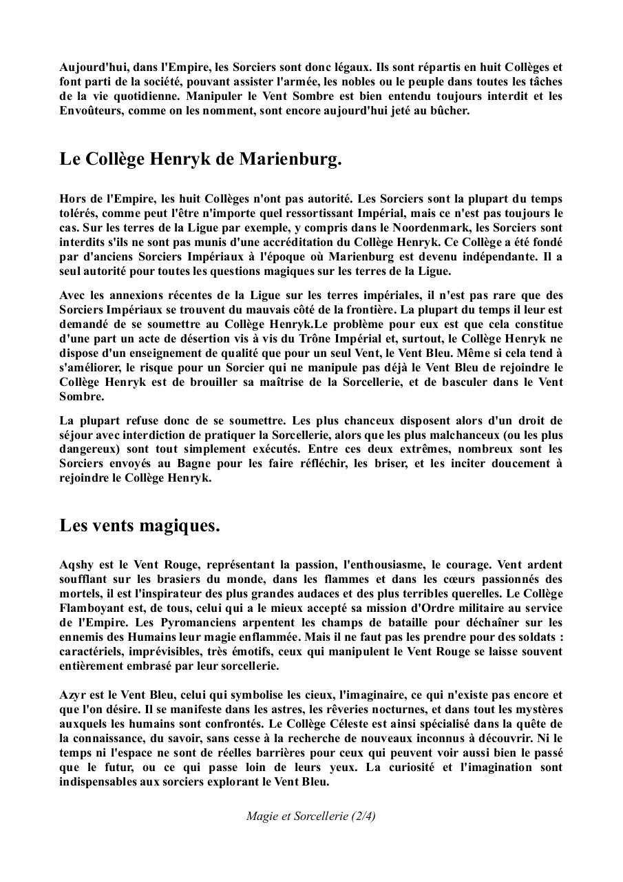 Aperçu du document Magie et sorcellerie 2 (version printable).pdf - page 2/4