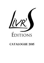 catalogue livr s editions 2015