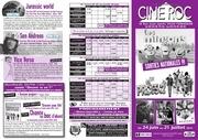 programme cine roc terrasson du 24 juin au 21 juillet 2015
