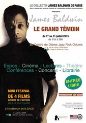 programme james baldwin le grand temoin
