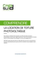 Fichier PDF guide comprendre la location de toiture