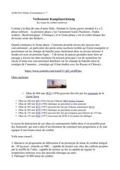 Fichier PDF tenue de combat renforcer