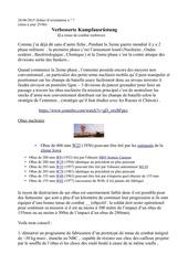 Fichier PDF la tenue de combat