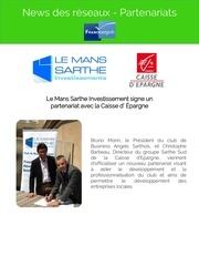 news des reseaux partenariats juin 2015