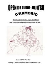 Fichier PDF open armoric 2015