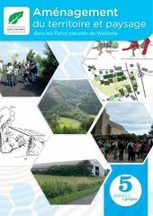 projet paysage et amenagement du territoire 2015