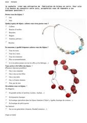 bijoux en verre
