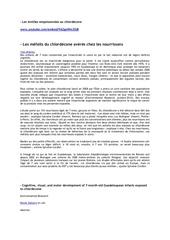 les antilles empoisonnees au chlordecone