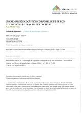 Fichier PDF un exemple de cognition corporelle