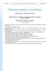 Fichier PDF de cret du 29 juin 2015 portant nomination au conseil de surveillance de