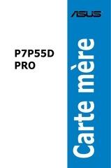 guide carte asus p7p55d pro