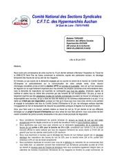 projet accord relatif au travail de nuit 2015