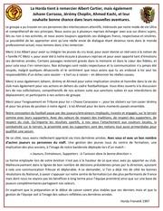 Fichier PDF remerciements