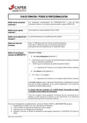 Fichier PDF plan de formation periode de pro