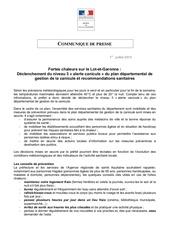 cp declenchment niveau 3 alerte canicule 01 07 2015 cle632d13 1