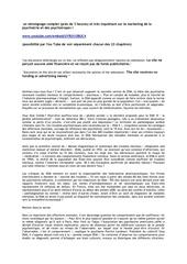 Fichier PDF le marketing de la folie