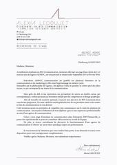 ledoujet alexia lettre de motivation adhoc