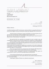 ledoujet alexia lettre de motivation yam